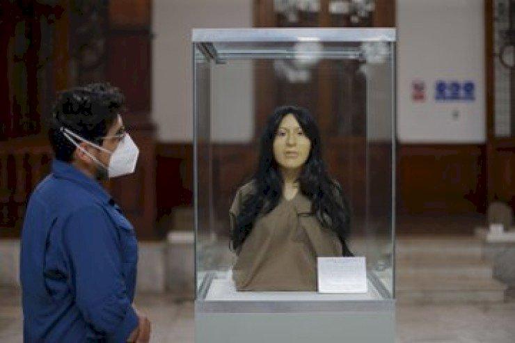 Археологи воссоздали облик женщины, жившей 3700 лет назад
