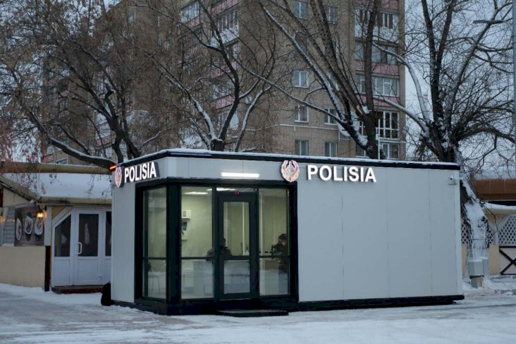 Еще семь модульных стационарных постов установят в Алматы