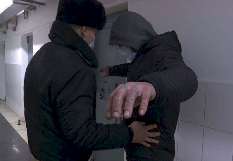 Группу серийных воров обезвредили в Алматинской области