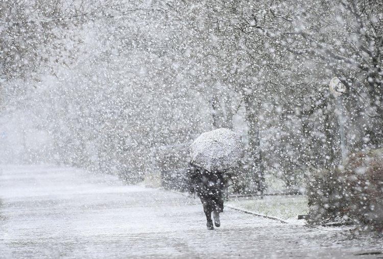 Обильные снегопады ожидают казахстанцев
