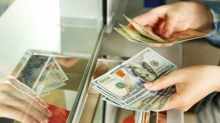 Сколько долларов купили в ноябре казахстанцы