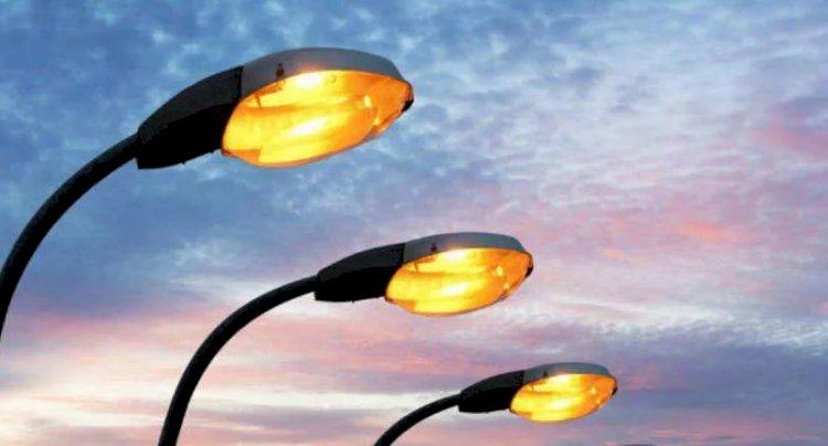 Как модернизируют уличное освещение в Турксибcком районе Алматы