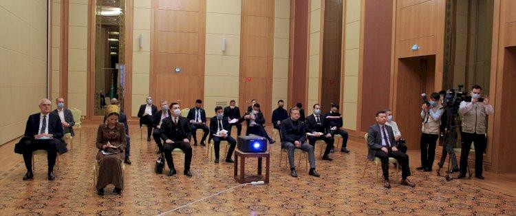 Дипломаты РК рассказали зарубежным экспертам о подготовке к предстоящим выборам