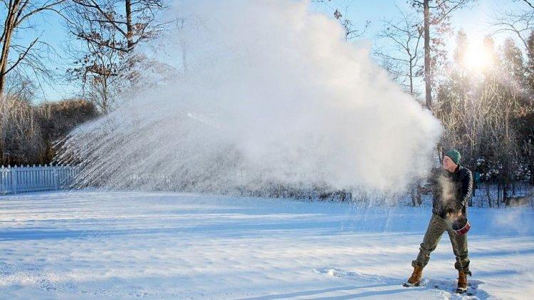 В Сибири зафиксировали рекордные за последние сто лет морозы