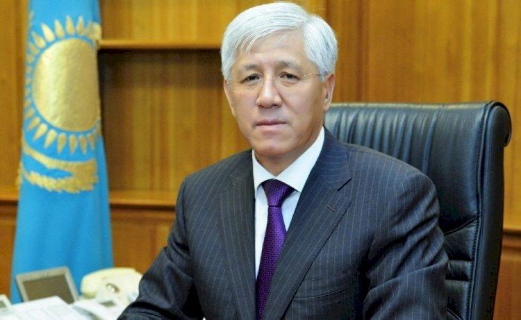 Аким Алматинской области поздравил своих земляков с Новым годом