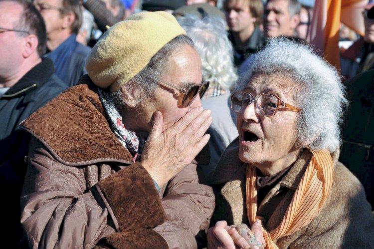 С 1 января в Казахстане выросла пенсия