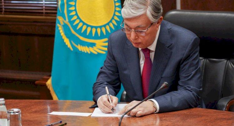 Президент Казахстана подписал несколько новых законов