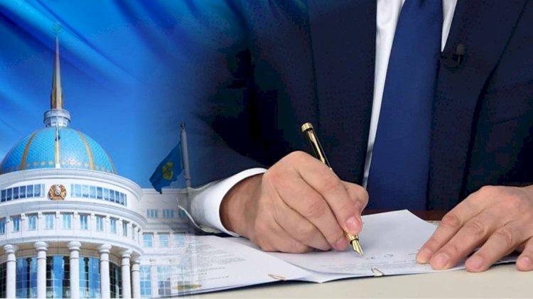 Президентом Токаевым подписано семь законов