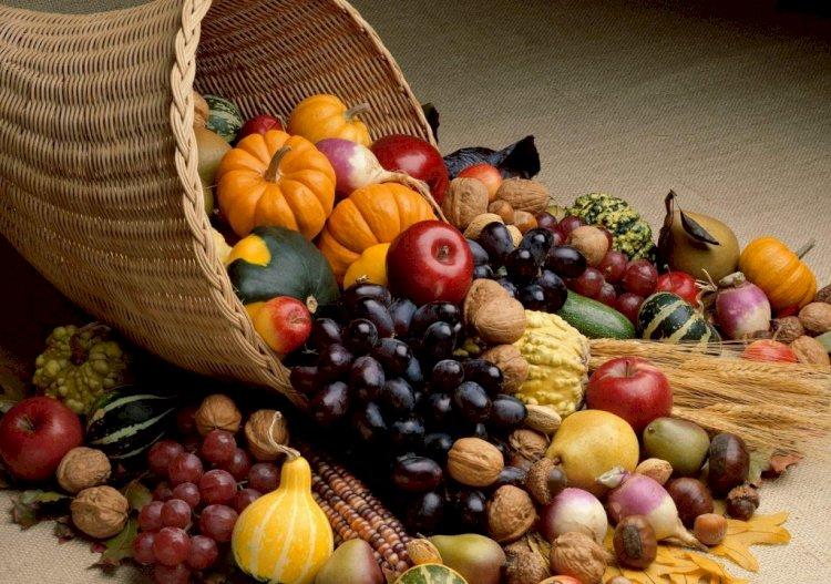 Наступивший год объявлен Международным годом овощей и фруктов