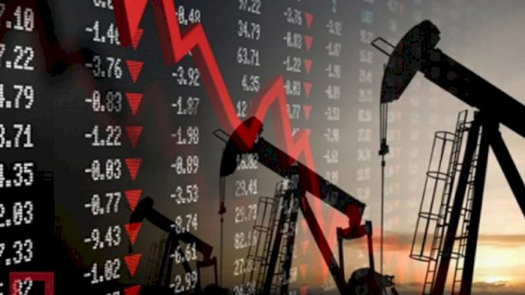 Стоимость нефти Brent  поднялась до 53 долларов за баррель