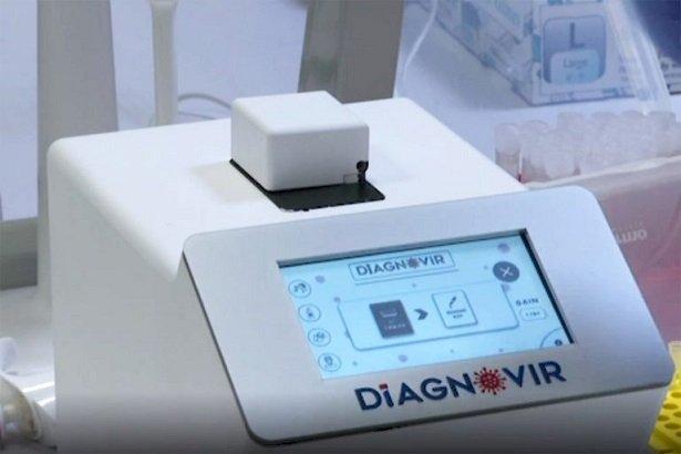 Десятисекундный тест на коронавирус изобрели в Турции