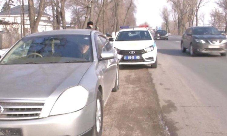 ОПМ «Правопорядок» проходит в Алматинской области