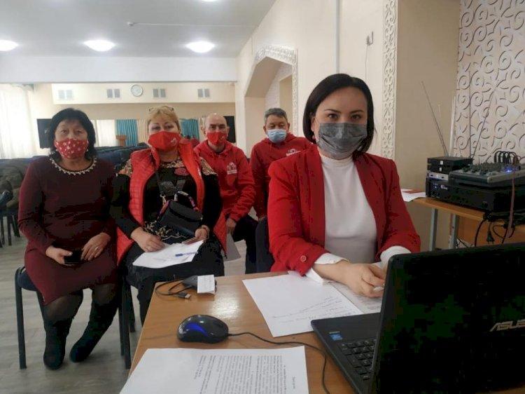 Продолжается предвыборная кампания Народной партии Казахстана