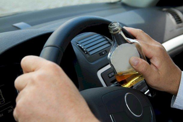 Около 10 пьяных водителей задержали в Алматинской области