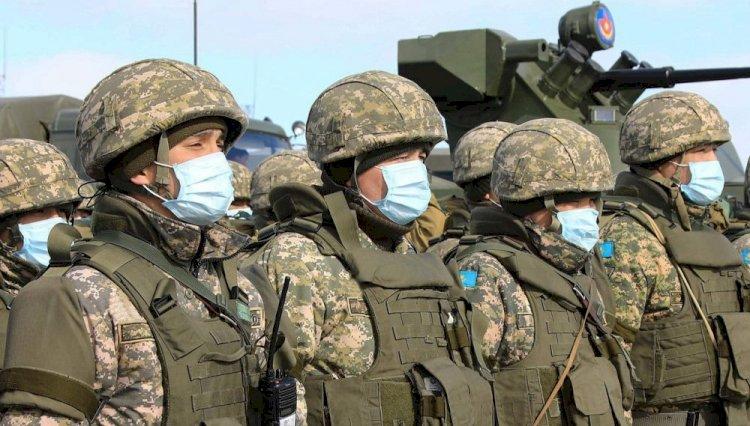 Армия Казахстана: как искореняются неуставные взаимоотношения