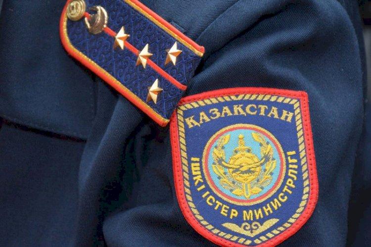 Начальник полиции Алматинской области подвел итоги работы за год
