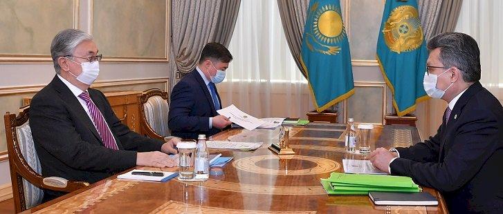 Президент Казахстана поручил повысить конкурентоспособность отечественной продукции