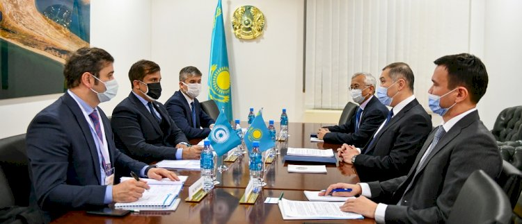 Миссия наблюдателей от Тюрксовета прибыла в Казахстан