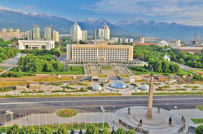 Постановление акимата города Алматы