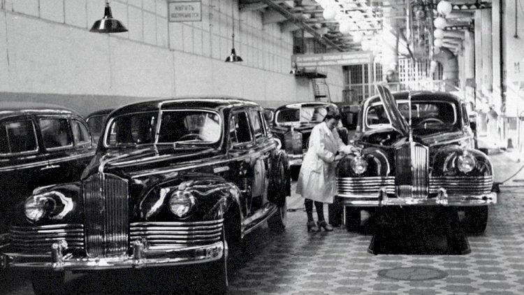 Советский автомобиль выставили на продажу за 26 млн рублей
