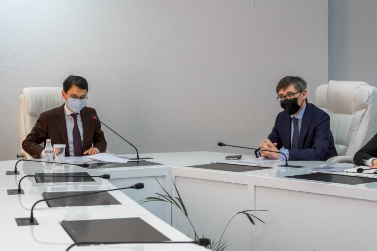 Адил Кожихов назначен председателем правления ГК «Правительство для граждан»