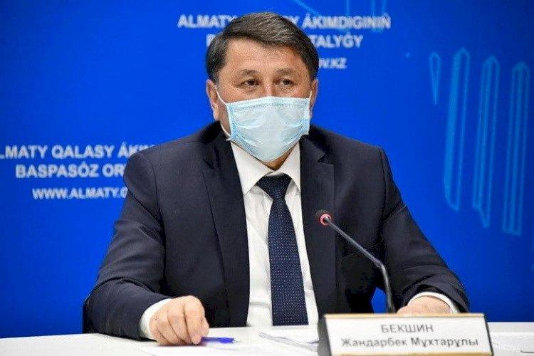 Блокпостов и ограничений на авиасообщение в Алматы вводиться не будет – Бекшин