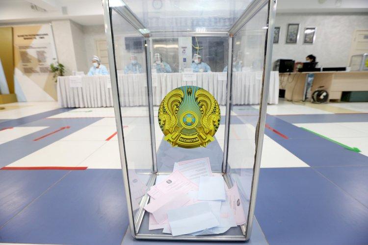 Все избирательные участки Алматы вовремя начали свою работу – избирательная комиссия