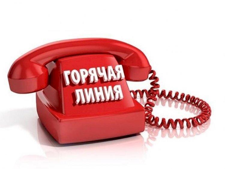 На телефон «горячей линии» ОФ «Дорогу молодым» поступило 48 обращений