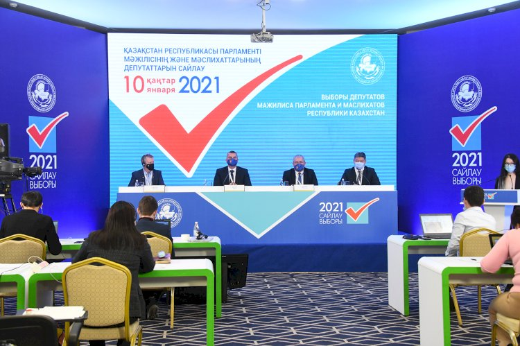 Международные наблюдатели дали высокую оценку выборному процессу в Алматы