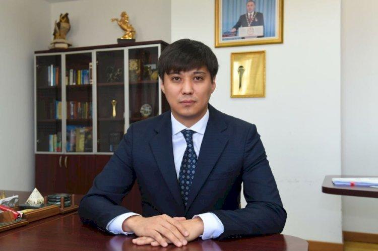Ильяс Усеров проголосовал на выборах депутатов Мажилиса и маслихатов