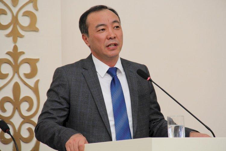 Алмат Кодасбаев: Голосование – цивилизованная форма борьбы за светлое будущее