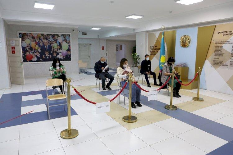 Организацию выборов в Алматы высоко оценили международные наблюдатели