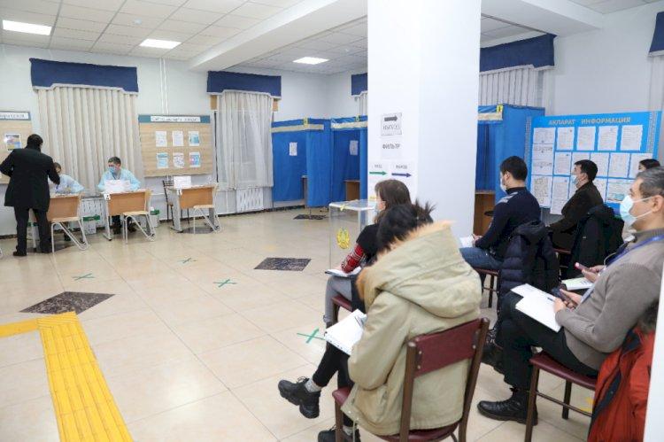 Явка к закрытию участков на парламентских выборах в РК составила 63,1 процента