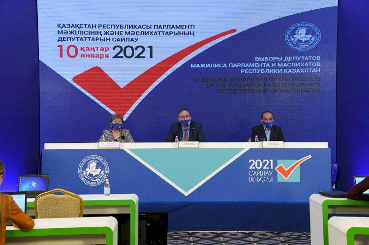 Серикжан Байгуттинов: Выборы в городе Алматы прошли открыто и прозрачно