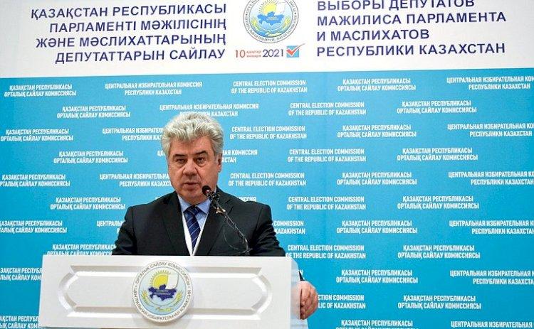 Российские сенаторы: Выборы в Казахстане прошли демократично и достойно