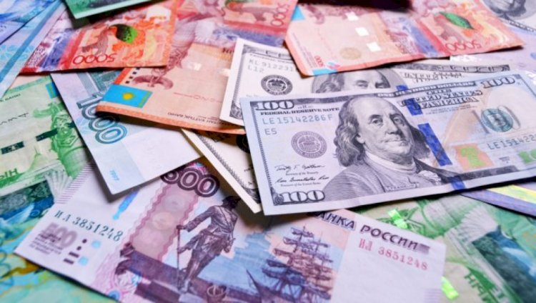 Тенге, рубль, турецкая лира смогли укрепиться по отношению к доллару