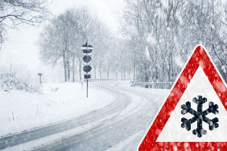 Снегопад ожидается в Алматы: автолюбителей призвали помочь коммунальным службам