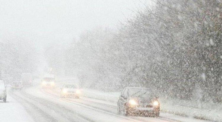 Полицейские призывают водителей не игнорировать сообщения об ухудшении погоды