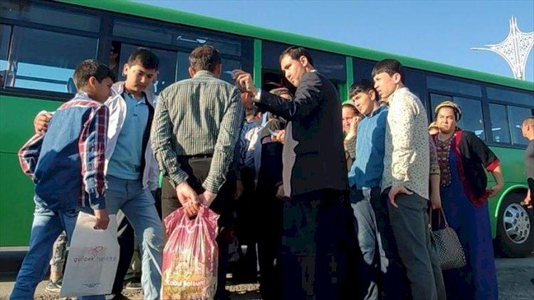 Хлеб по справкам начали отпускать в Туркменистане