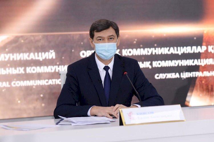 Казахстан перешел из «зеленой» зоны в «желтую» по распространению COVID–19