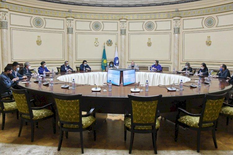 Итоги выборов обсудили в Алматы