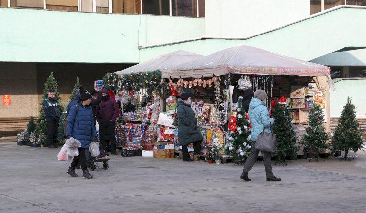 Алматы признан лидером по объемам розничной торговли