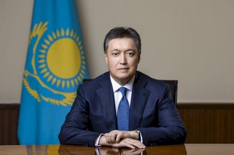 Аскар Мамин назначен Премьер-министром Казахстана