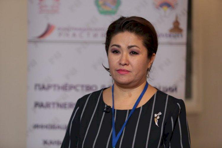 Алтынай Кобеева: Вместе мы сможем работать на благо казахстанцев