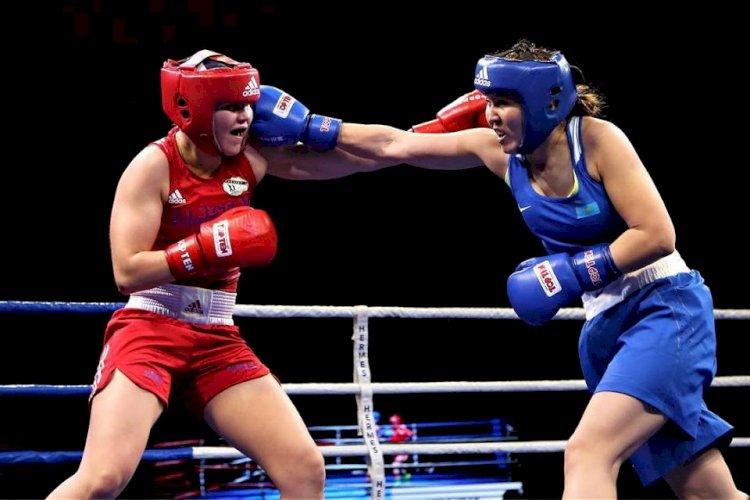Женская сборная РК по боксу завоевала 5 золотых медалей на международном турнире