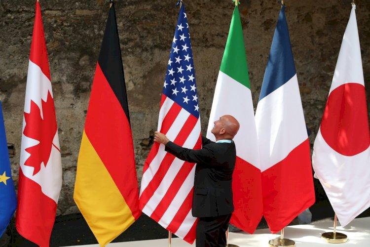 Стали известны сроки и место проведения «очного» саммита G7
