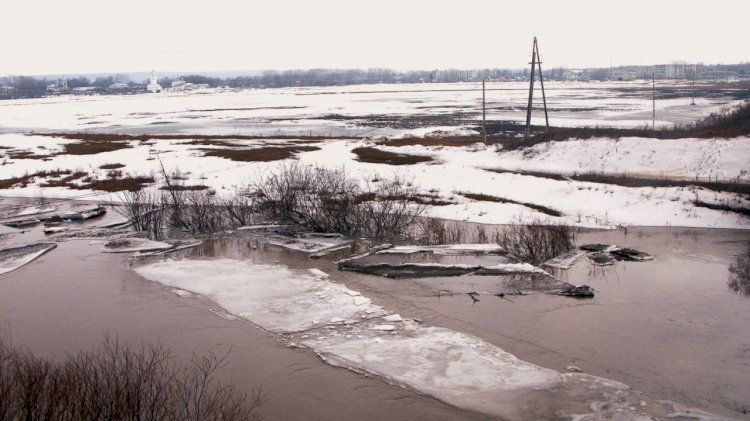 Как идет подготовка к паводковому периоду в Казахстане