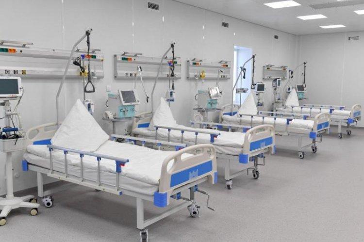 В Алматы вновь откроют модульный госпиталь