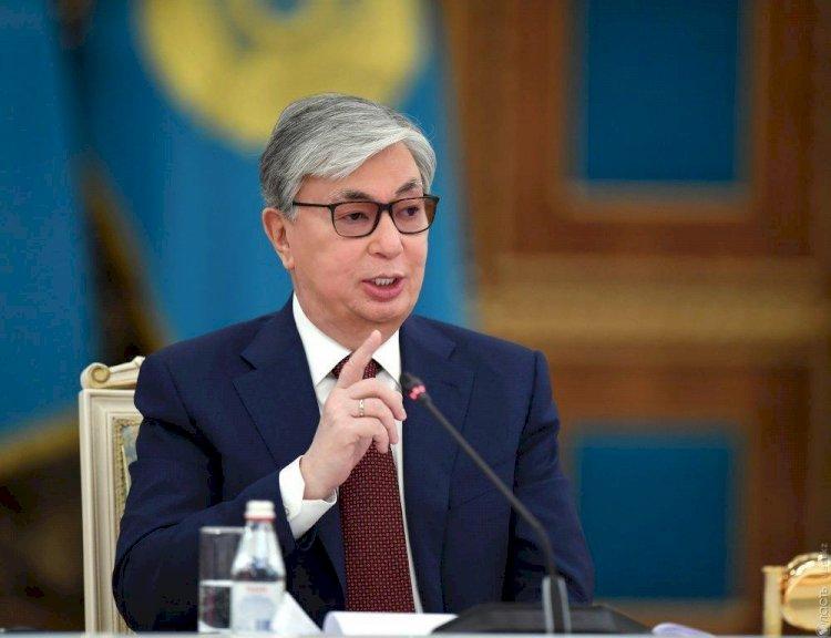 Касым-Жомарт Токаев обратился к главам государств-членов ЕАЭС