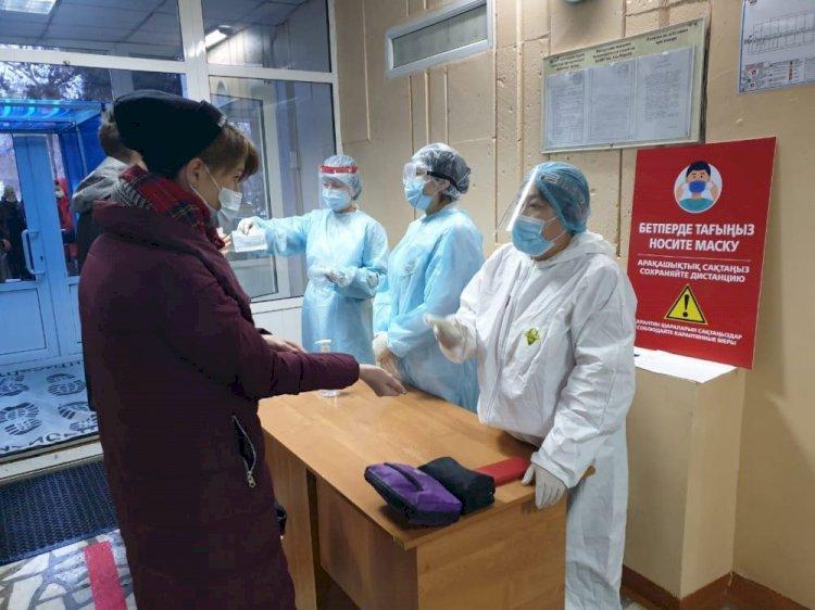 В Алматы ЕНТ проходит в строгом соблюдении мер эпидбезопасности